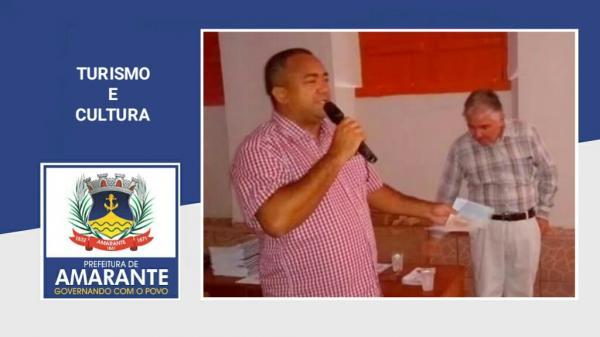 Prefeitura Municipal de Amarante planejando turismo e capacitando passoas