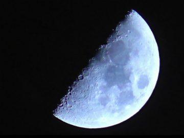 Missão à Lua. (Foto: Reprodução)