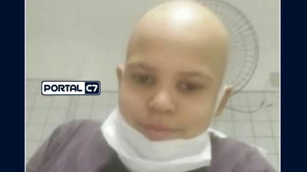 Garoto de 12 anos do Piauí precisa de doações para manter tratamento contra câncer