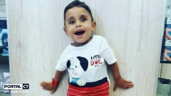 Criança de Campo Maior com síndrome rara precisa realizar tratamento em São Paulo