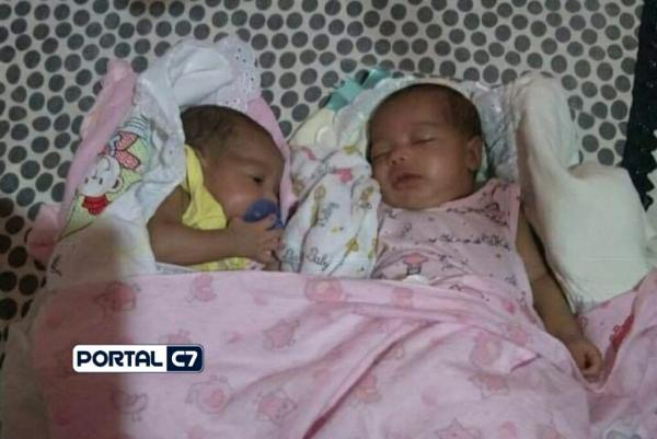Crianças gêmeas perdem a mãe e precisam de ajuda em Santa Luzia do Maranhão