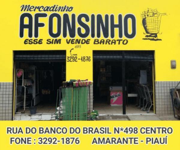 Mensagem de natal do Grupo 'O Afonsinho de Amarante e São Francisco do Maranhão