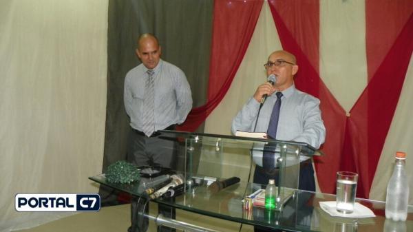 Muita emoção na despedida do Pastor Wilson da Igreja Metodista em Amarante