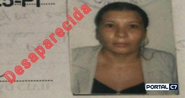 Mulher de 47 anos do Piauí desaparece no Natal e família a procura