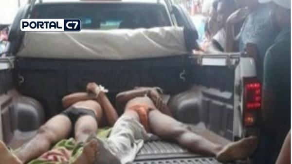 Dois homens são executados e uma mulher baleada no Maranhão
