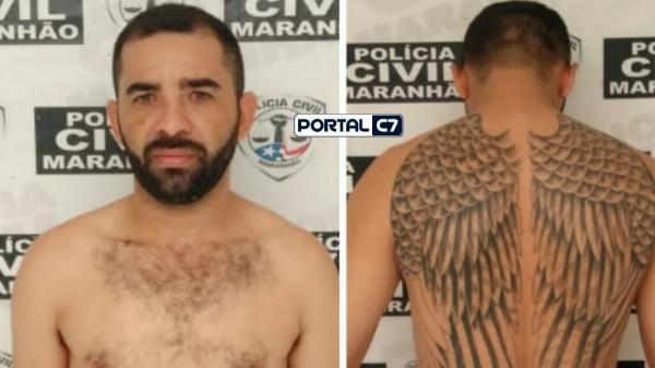Padrasto é preso suspeito de estuprar enteada dentro de motel no Maranhão