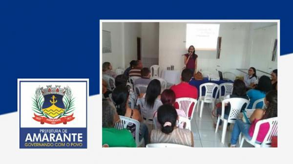 Prefeitura Municipal de Amarante vai implantar protocolo para consultas e exames