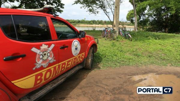 Notícia Urgente: Bombeiros buscam por idoso desaparecido há quatro dias em Angical