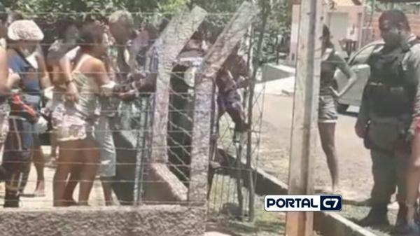 TRAGÉDIA: Mãe esfaqueia os próprios filhos dentro de casa em Demerval Lobão