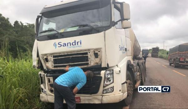 Grave acidente frontal na BR-010 deixa cinco vítimas fatais no Maranhão