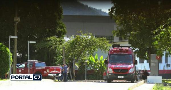 Tragédia no Esporte: Piauiense escapa sem ferimentos de incêndio no CT do Flamengo