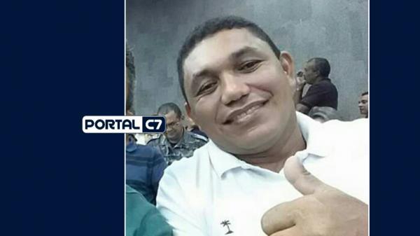 Cabo Luís Carlos Morais: Reprodução/Portal C7
