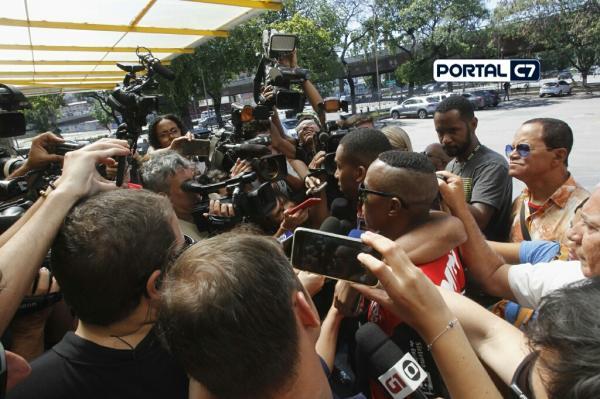 IML libera corpos de atletas mortos em incêndio no CT do Flamengo