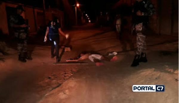 Jovem é encontrado morto com o rosto esmagado por apedrejamento no Maranhão