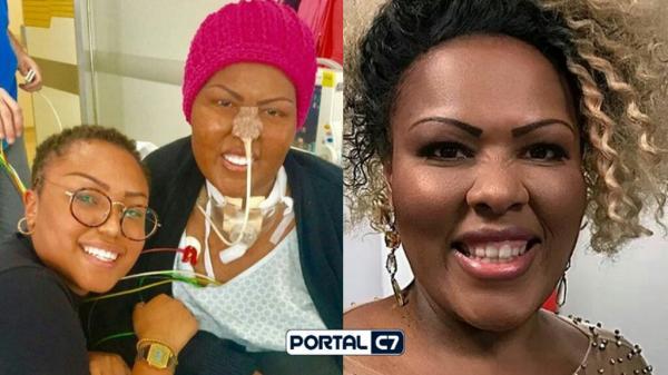 TRISTEZA: Morre Deise Cipriano do Fat Family aos 39 anos