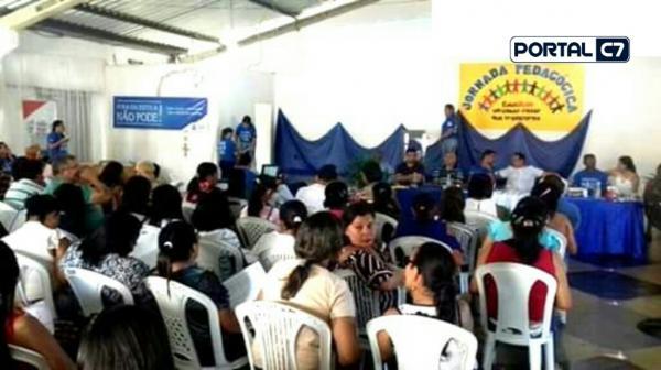 Prefeitura Municipal de Amarante realiza Encontro Pedagógico 2019