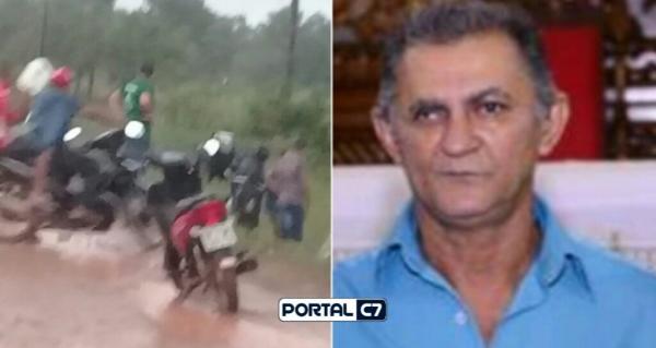 Pai comemora aniversário da filha e morre na volta para casa no Piauí