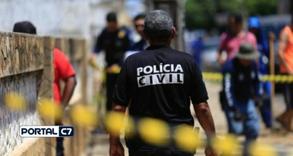Suspeito de estuprar a própria filha é detido pela Polícia Civil do Piauí