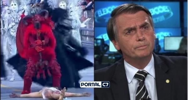 Pastor ataca Bolsonaro e dá razão ao desfile da Gaviões: 'O diabo venceu, sim'