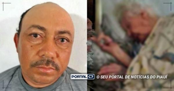 Polícia prende homem que estuprou de forma cruel a sogra de 101 anos