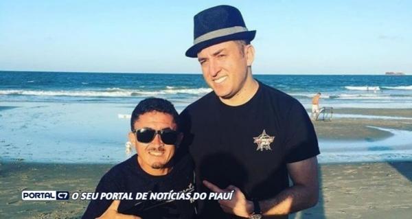 Nema Brasil se solidariza com amigo Tony Guerra, após acidente com ônibus do Forró Sacode