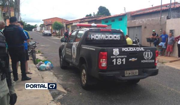 O corpo foi encontrado por populares que acionaram a polícia/Divulgação: PM