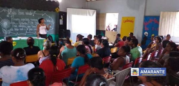 Prefeitura Municipal de Amarante cria o Prêmio Qualidade da Educação