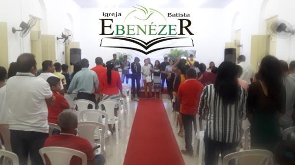 Igreja Batista Ebenézer de Amarante/Fotos: Diogo Costa