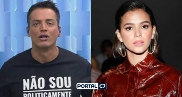 Leo Dias volta a detonar Bruna Marquezine em textão publicado na web