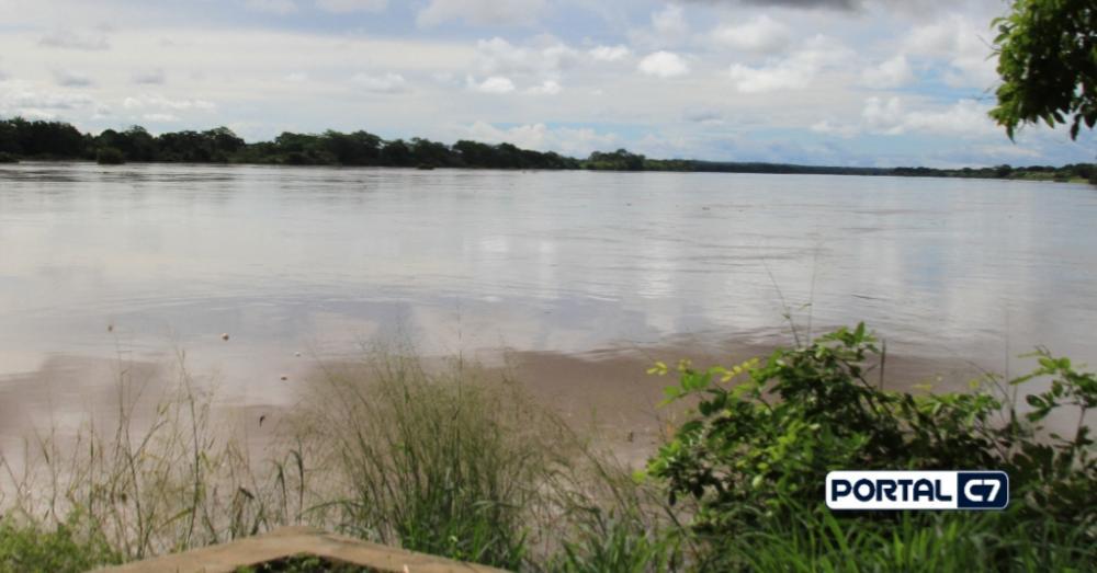 Encontro dos Rios Parnaíba e Poti/Crédito: Raíssa Morais.