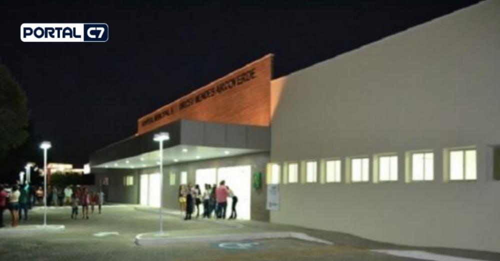 As vítimas foram levadas para o hospital de Água Branca e em seguida foram encaminhadas para o HUT, em Teresina (Imagem: Divulgação)