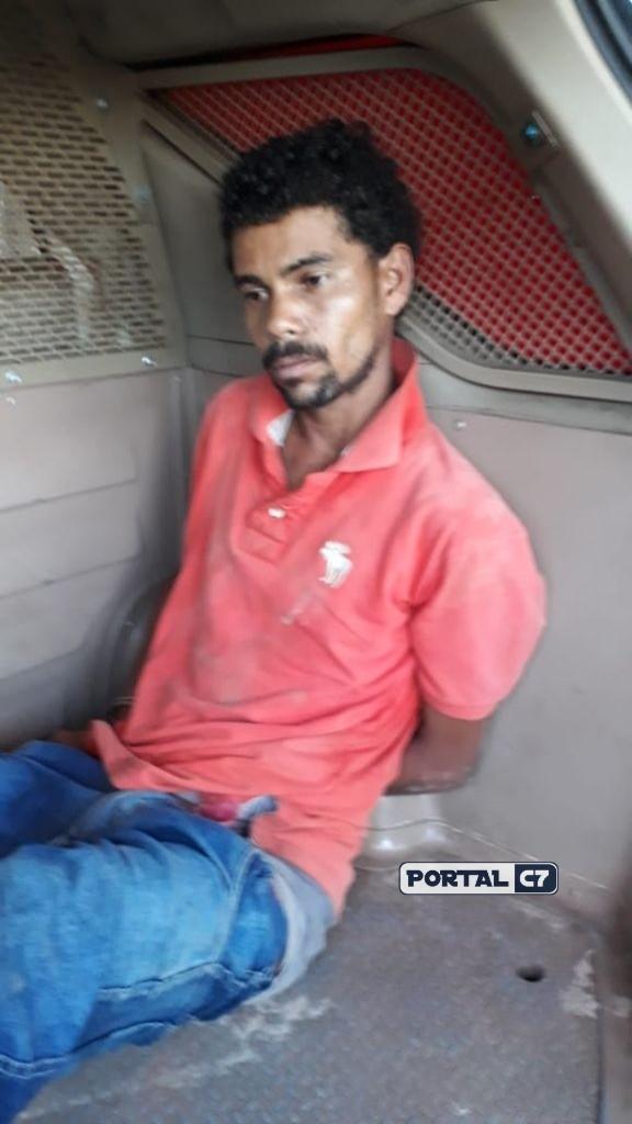 Padastro é preso suspeito de estuprar enteada de 15 anos no Piauí