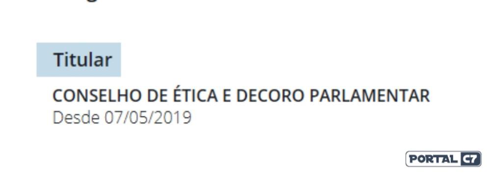 Condenado pelo TCE em caso de notas frias, Flávio Nogueira é membro do Conselho de Ética