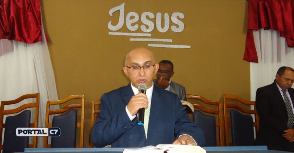 Pastor Josineide (Imagem: Diogo Costa)