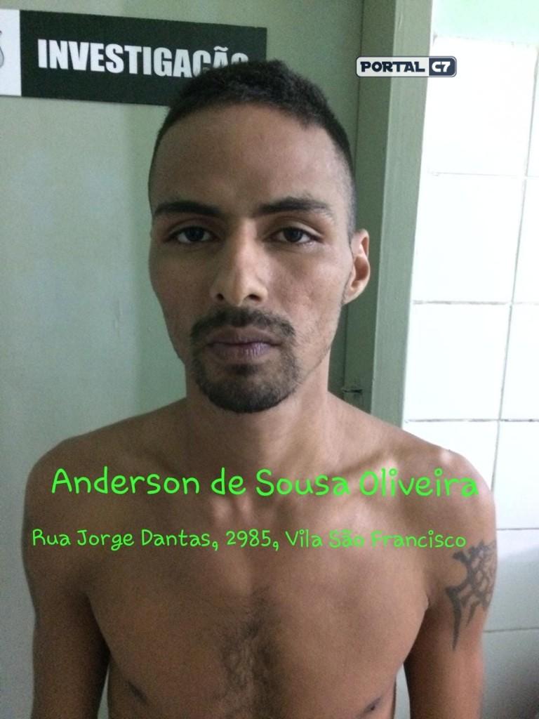 Jornalista é preso suspeito de participar de 30 assaltos em Teresina