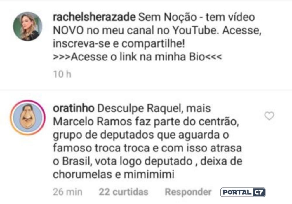 Ratinho rebate jornalista do SBT após crítica ao presidente Jair Bolsonaro