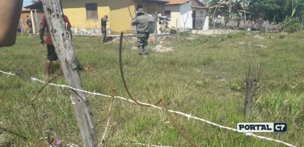 Mulher é assassinada e enterrada no quintal de casa no Piauí; suspeita de feminicídio