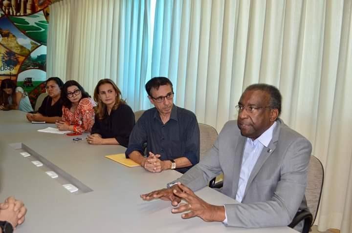 APPM e AMPAR recebem presidente do FNDE e cobram investimentos na educação dos municípios