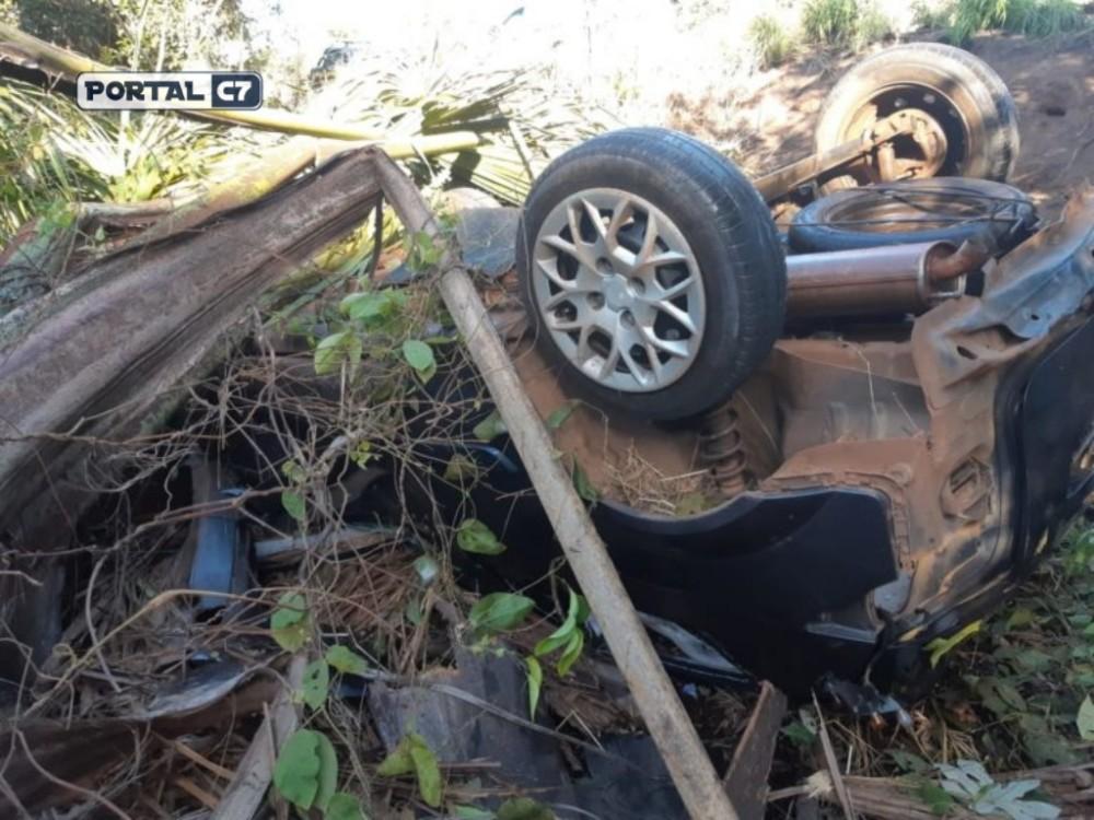 Três pessoas morrem na BR-230 após festa do Vaqueiro no Maranhão