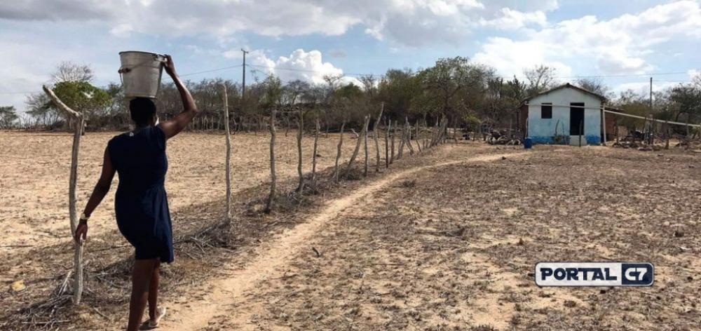 Governo do Piauí decreta emergência em 28 cidades por causa da seca