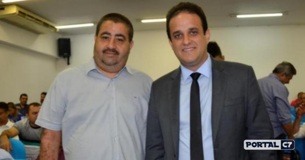 Prefeito Diego Teixeira participa de capacitação educacional no Piauí