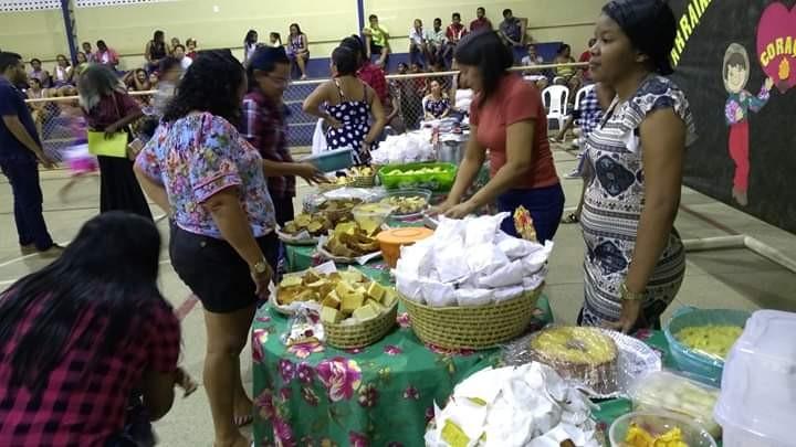 Prefeitura Municipal de Amarante realiza seu Arraiazinho