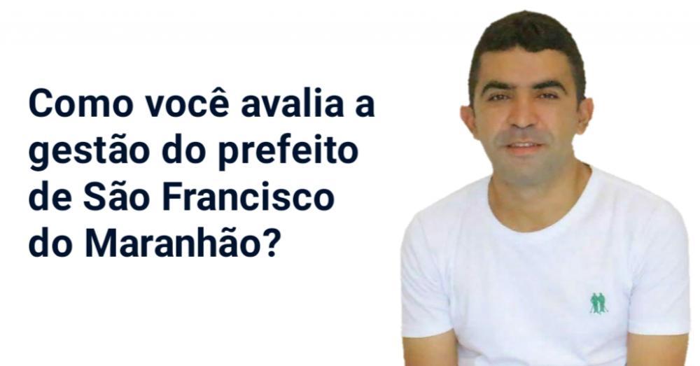 Prefeito Adelbarto Santos / Reprodução