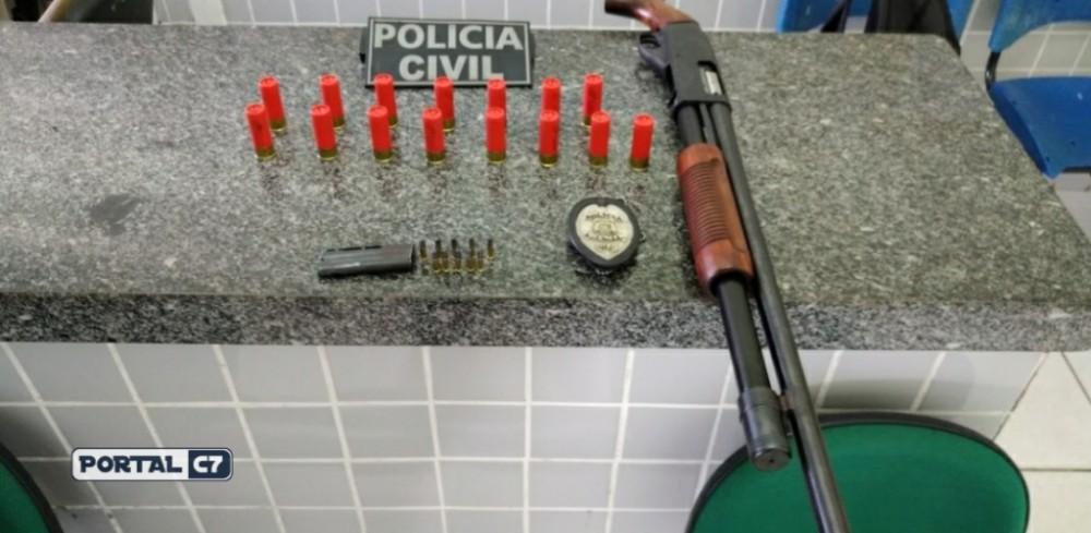 Empresário é preso com 818 comprimidos de rebite e cocaína no Piauí