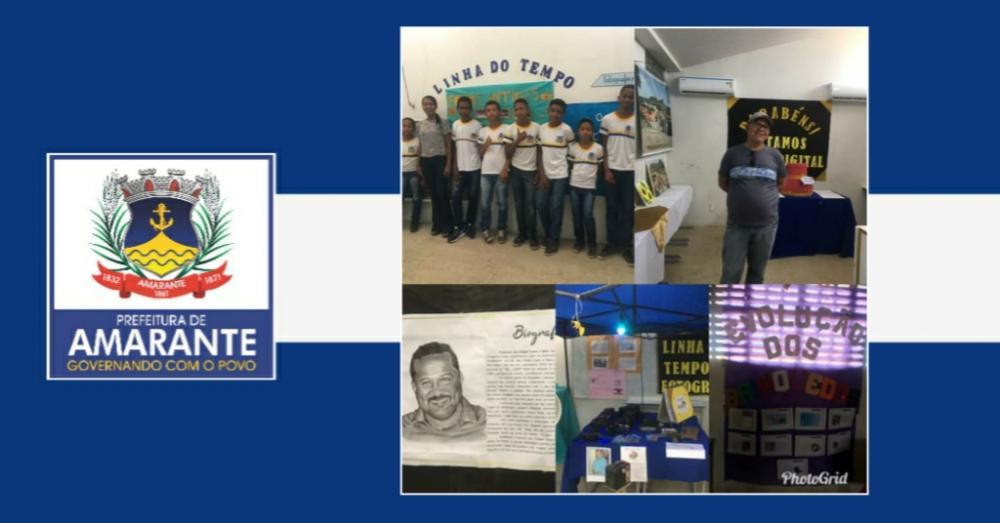 Escola Antônio Gramoza avança nos ensinos em Amarante