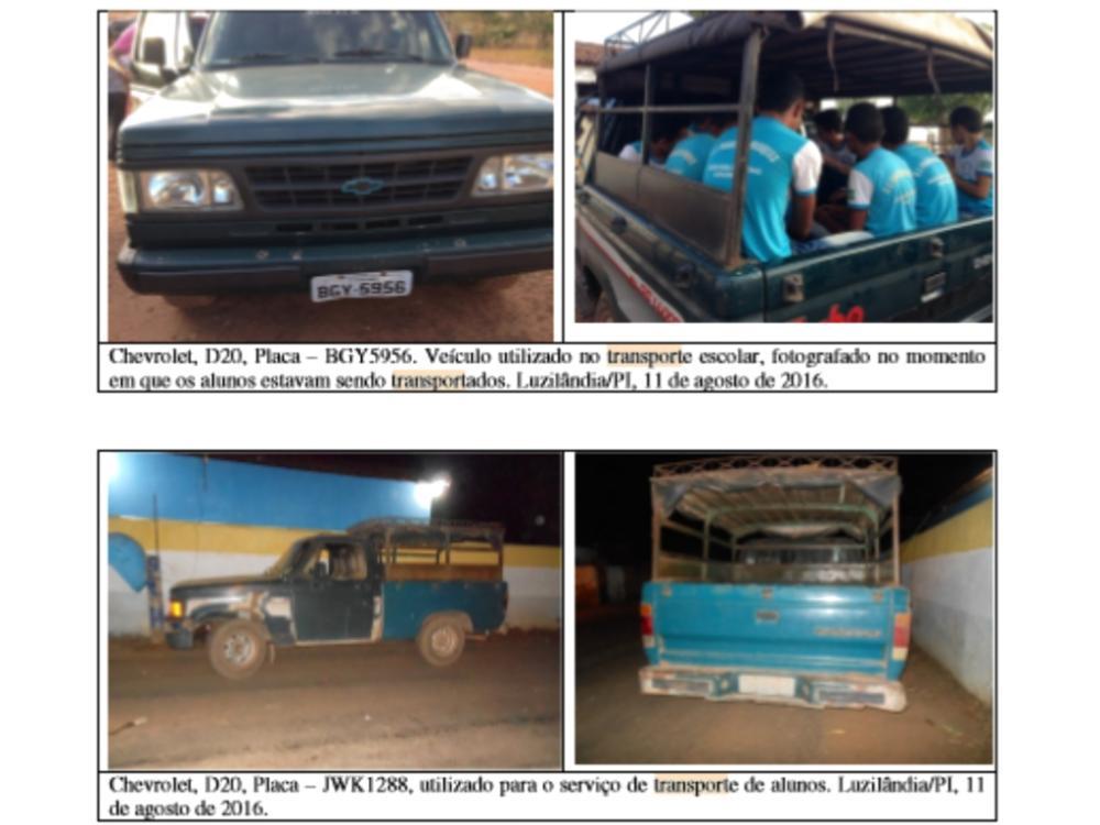 CGU: Prefeitura de Luzilândia superfaturou R$ 782 mil em transporte escolar