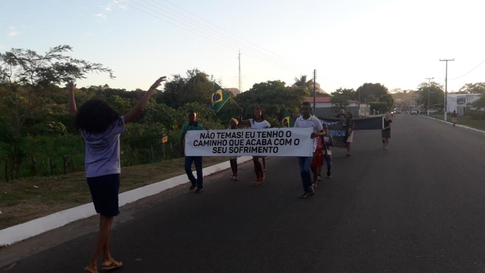 Igreja Assembléia de Deus Madureira realiza culto de adoração em Amarante