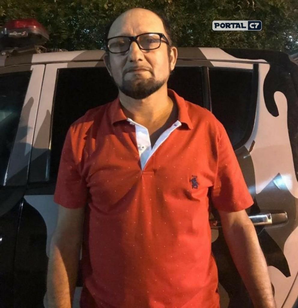 Acusado de homicídio em São Paulo é preso pela Força Tática no Piauí