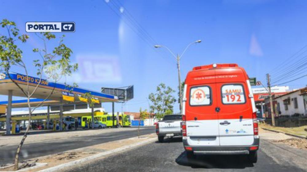 Grave acidente entre moto e caminhão deixa um homem morto no Piauí