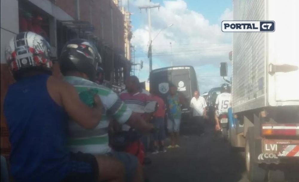Operário morre vítima de choque elétrico em Parnaíba — Foto: Reprodução